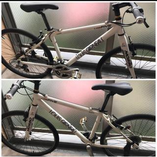 ルイガノ(LOUIS GARNEAU)のLOUIS GARNEAU ルイガノ LGS-FIVE おまけ付き(自転車本体)