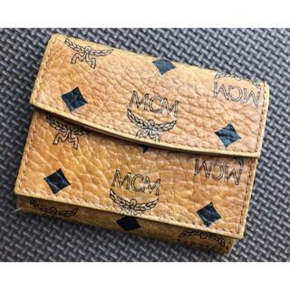 エムシーエム(MCM)のMCM 財布(折り財布)