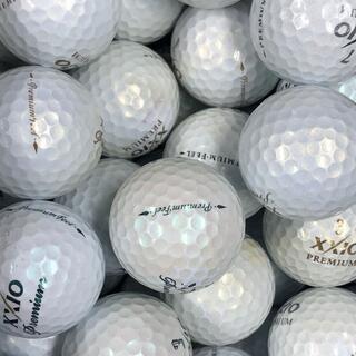 ダンロップ(DUNLOP)のロストボール ゼクシオ プレミアムフィール 100球 B(その他)