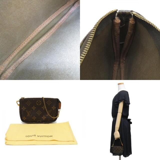 LOUIS VUITTON(ルイヴィトン)のルイ・ヴィトン ポーチ  ミニ・ポシェット・アクセソワール M58 レディースのファッション小物(ポーチ)の商品写真