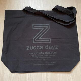 ZUCCa - ZUCCa days ロゴ入りトートバッグ