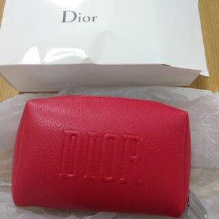 Christian Dior - DIOR 化粧ポーチ❤️❤️新品未使用