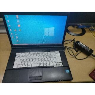 富士通 LIFEBOOK A572/F SSDモデル(ノートPC)
