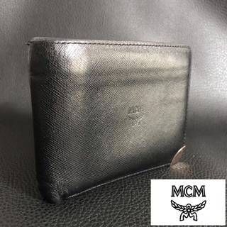 エムシーエム(MCM)の◆エムシーエム MCM◆財布 折財布【メンズ】(折り財布)
