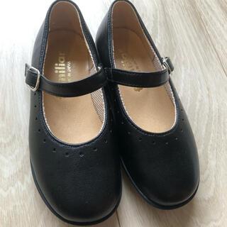 ファミリア(familiar)の【極美品】ファミリア ワンストラップシューズ フォーマルシューズ 革靴 16cm(フォーマルシューズ)