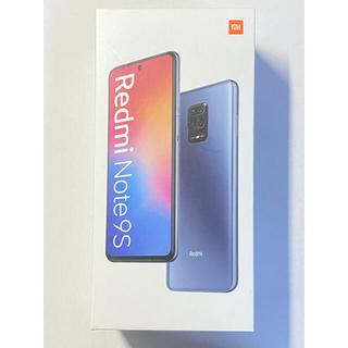 ANDROID - Xiaomi redmi note 9s 4GB +  64GB