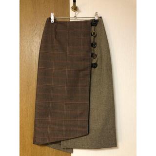 ガリャルダガランテ(GALLARDA GALANTE)のGALLARDAGALANTE スカート(ひざ丈スカート)