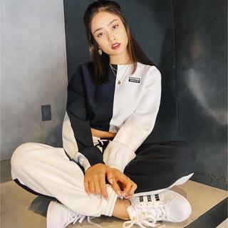 アディダス(adidas)の【新品未使用】adidas originals☆バイカラー☆セットアップ(セット/コーデ)