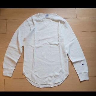 チャンピオン(Champion)の未使用 Champion カットソー スウェット(Tシャツ/カットソー(七分/長袖))