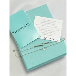 Tiffany & Co. - ティファニー ネックレス バイザヤード ダイヤ シルバー925