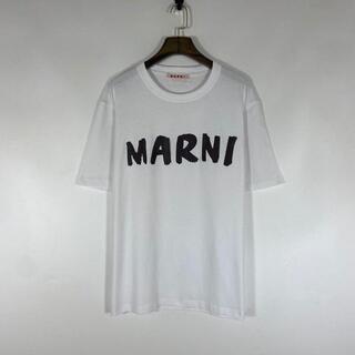マルニ(Marni)の即購入OK!サイズM-XXL Marni 21ss Tシャツ (Tシャツ/カットソー(半袖/袖なし))