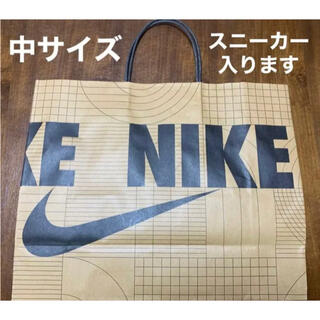 ナイキ(NIKE)のナイキ ショップ袋 紙袋 プレゼント用  スニーカーサイズ(ショップ袋)