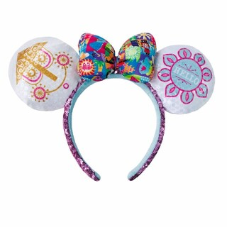 Disney - 【ラスト1点】海外ディズニー スモールワールド カチューシャ ミッキー