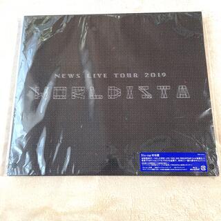 ニュース(NEWS)のNEWS WORLDISTA Blu-ray初回盤(アイドル)