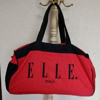 エル(ELLE)のELLE 軽量 ナイロンボストンバッグ(ボストンバッグ)