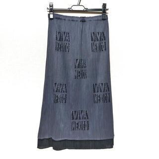 PLEATS PLEASE ISSEY MIYAKE - プリーツプリーズ ロングスカート 1 S -