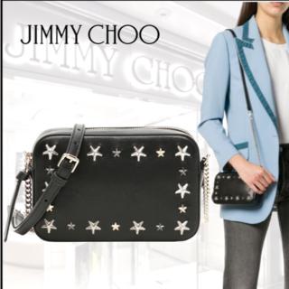 JIMMY CHOO - 国内完売 JIMMY CHOO ジミーチュウ JOSIE ショルダーバッグ