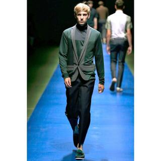 kolor - kolor Plating Knit Jacket ハイブリッド ジャケット 2
