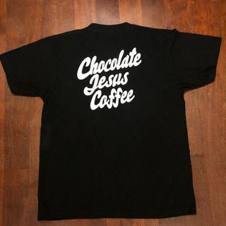 Supreme - chocolate jesus チョコレートジーザス tシャツ  バックロゴ