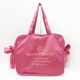 Maison de FLEUR - メゾンドフルール ショルダーバッグ美品  -