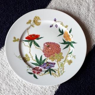 ①レイノー リモージュ ディナープレート テーブルコーディネート(食器)