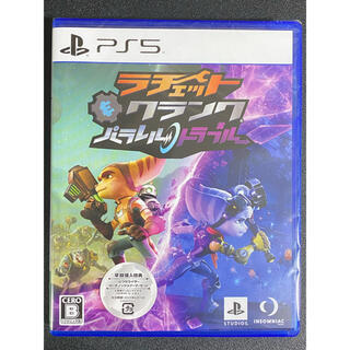 PlayStation - ラチェット&クランク パラレルトラブル PS5 特典付き