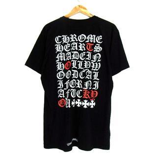 クロムハーツ(Chrome Hearts)のクロムハーツCHROME HEARTS■CH T-SHRT/1プリントTシャツ(Tシャツ/カットソー(半袖/袖なし))