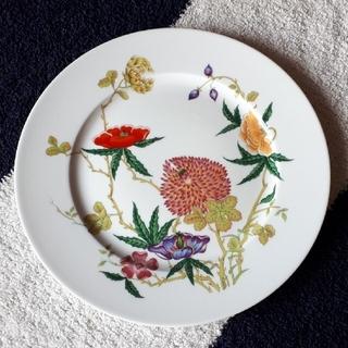 ②レイノー リモージュ ディナープレート (食器)