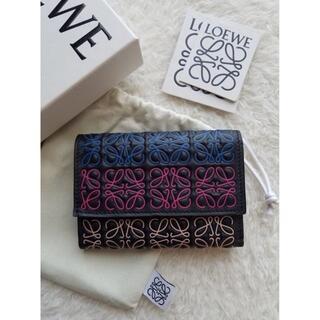 LOEWE - LOEWE ロエベ Small Vertical 3つ折り財布