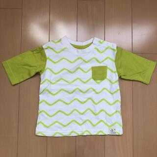 ブランシェス(Branshes)のブランシェスTシャツ 90サイズ(Tシャツ/カットソー)