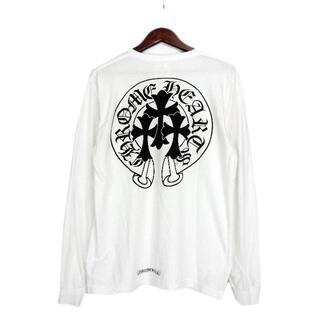 クロムハーツ(Chrome Hearts)のクロムハーツCHROME HEARTS■セメタリークロス胸ポケットカットソー(Tシャツ/カットソー(七分/長袖))