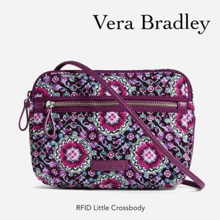 Vera Bradley - 新品 ヴェラ ブラッドリー クロスボディ バック