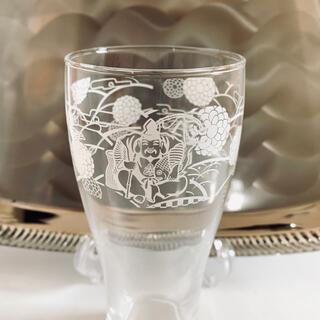 エビス(EVISU)の【未使用】福ヱビス 紅白グラス プレミアムエビス2ケセット グラス タンブラー (グラス/カップ)
