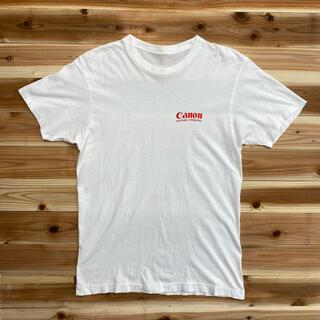 canon Tシャツ 90s 企業モノ