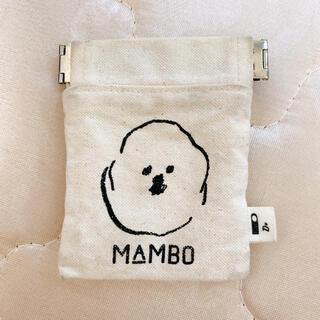 Mambo - ●MAMBO フラットバネポーチ mini クラスカ