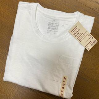 MUJI (無印良品) - 無印良品 クルーネックTシャツ