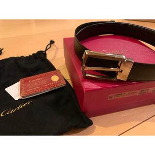 カルティエ(Cartier)のcartier belt ベルト レザー(ベルト)