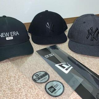 NEW ERA - ニューエラ キャップ3種+CAP LINERのセット オールシーズン レア物あり