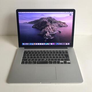 Mac (Apple) - macbook pro 15 マックブックプロ