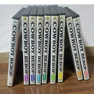 バンダイ(BANDAI)のカウボーイビバップ Session DVD全巻セット(アニメ)