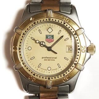 TAG Heuer - タグホイヤー 腕時計 - 964.013F-2 メンズ
