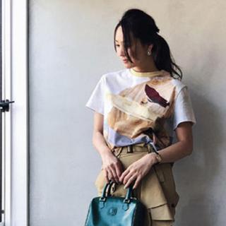 Ameri VINTAGE - AMERI VINTAGE イザベラプリントTシャツ