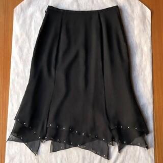 ANAYI - 未使用品♡ クランデュイユ 華やか スカート パーティーにも♪ 小さいサイズ