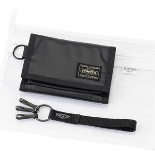 PORTER - 【新品未使用・未開封、定価7,700円】PORTER CAPSULE 三つ折財布