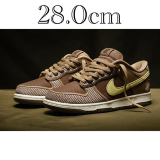 UNDEFEATED - 28.0cm UNDEFEATED × NIKE DUNK LOW SP