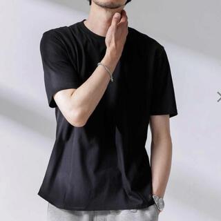 ナノユニバース(nano・universe)のPattern made fit Tシャツ ナノユニバース(Tシャツ/カットソー(半袖/袖なし))