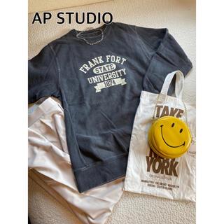 DEUXIEME CLASSE - 【AP STUDIO】GOOD ROCK SPEED FRANKF スウェット