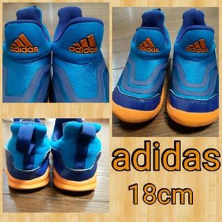 アディダス(adidas)のadidas スリッポン 18cm(スリッポン)