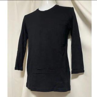 ジョンローレンスサリバン(JOHN LAWRENCE SULLIVAN)のJOHN LAWRENCE SULLIVAN レーヨン57% カットソー(Tシャツ/カットソー(七分/長袖))
