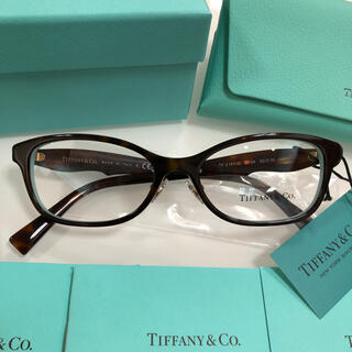 Tiffany & Co. - TIFFANY ティファニー メガネ TF2187-D 8134 TF2187